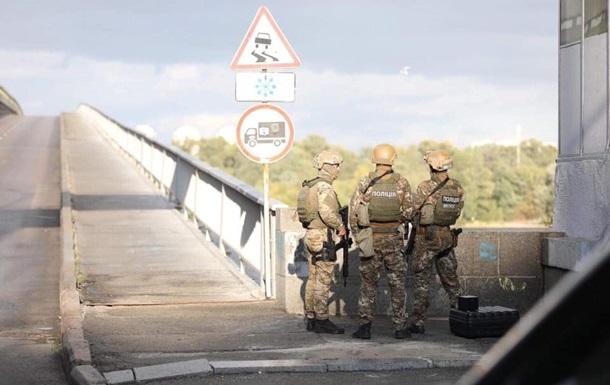 Встановлено особу  підривника  мосту у Києві