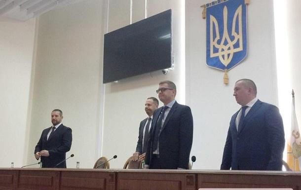 Назначен новый губернатор Николаевской области