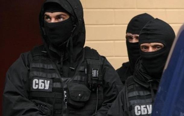 СБУ проводить обшуки в управлінні поліції Житомира