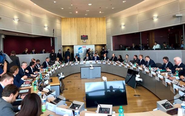 В Брюсселе обсуждали поставки газа из РФ в Украину