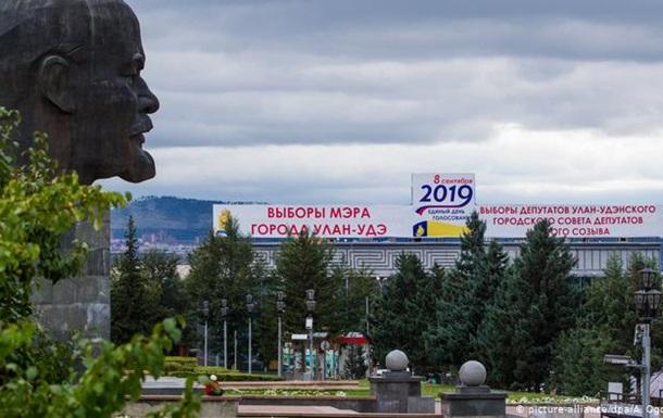 У Росії затримали  шамана , який ішов виганяти Путіна