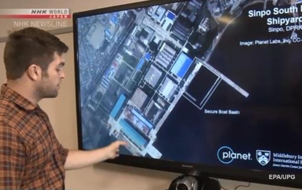 КНДР може готувати до спуску новий підводний човен - ЗМІ