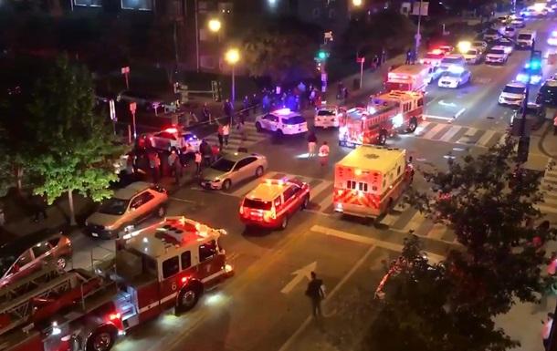 В столице США стрельба: есть жертвы