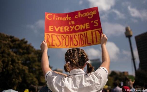 У багатьох країнах світу пройде глобальний кліматичний страйк