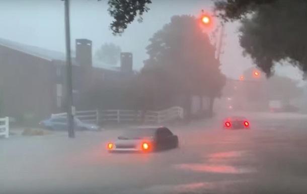 Техас охопив потужний шторм, є жертви