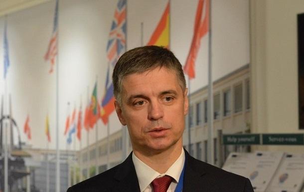 Пристайко объяснил заявление о формуле Штайнмайера