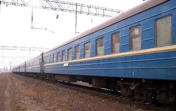 Під Києвом потяг збив людину на смерть