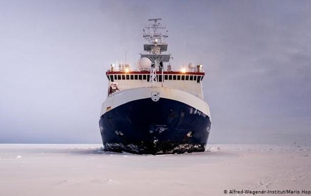 Стартувала найбільша в історії експедиція з вивчення Арктики