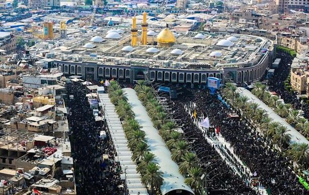 Теракт біля священного міста в Іраку: 12 жертв