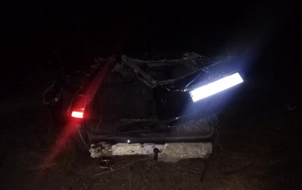 У Хмельницькій області в ДТП загинули чотири людини