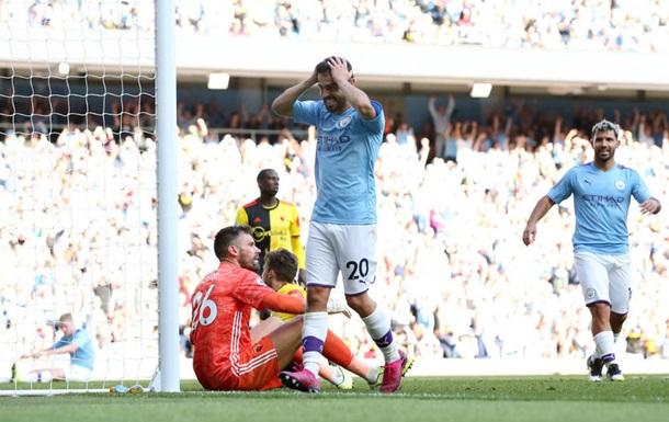 Манчестер Сити впервые забил восемь голов в матче АПЛ