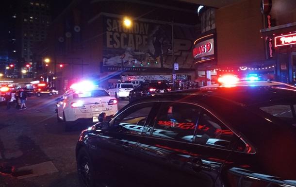 В США произошла новая стрельба: ранены шесть человек