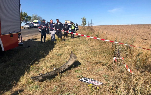 ДТП під Одесою: оприлюднено список загиблих