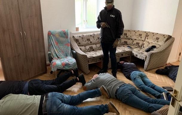В Киеве конвертцентр  отмывал  миллиард в год – СБУ