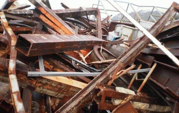 Донецкий кирпичный завод уходит на металл