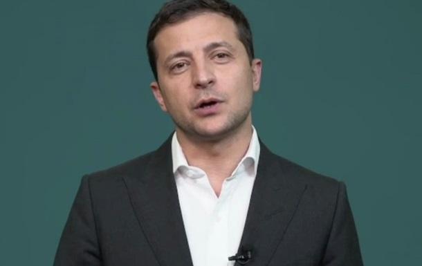 Владимир Зеленский записал новое видео