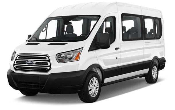 CARCADE предлагает лизинг Ford Transit за 1515 рублей в день