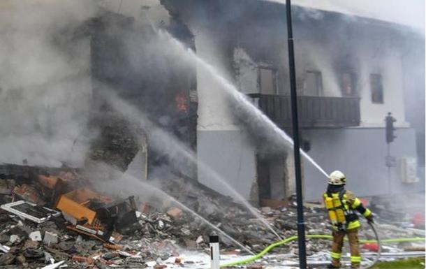 В австрійському супермаркеті стався вибух