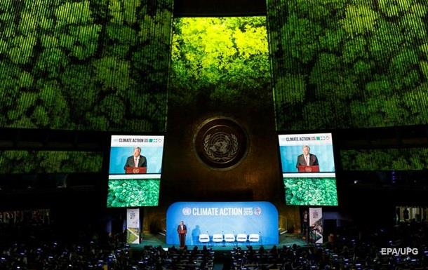 Генсек ООН: Ситуація з кліматом - це гонка, яку ми програємо