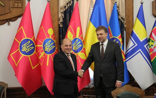 В Украину прибыла делегация Минобороны Великобритании