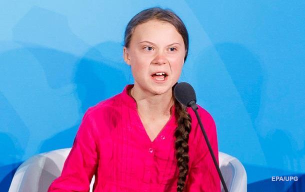 На саміті ООН школярка влаштувала  рознос  світовим лідерам