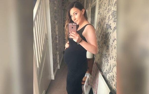 Британка выжила благодаря нерожденному ребенку