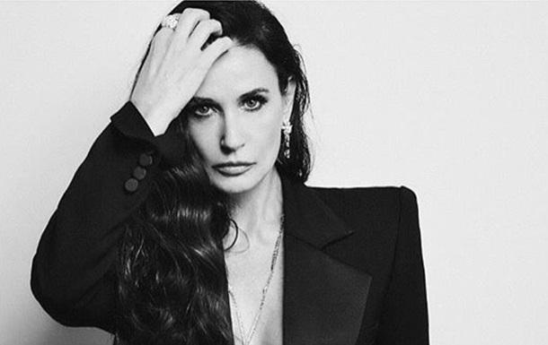 Актриса Деми Мур рассказала об изнасиловании
