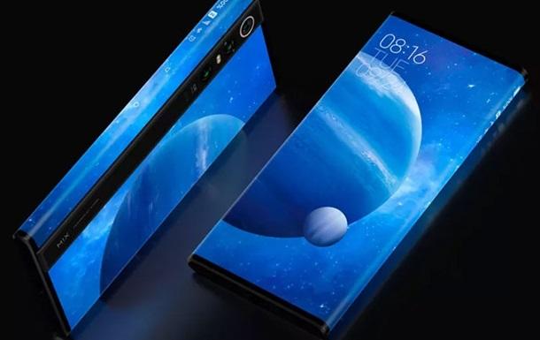 Представлен уникальный смартфон Xiaomi Mi Mix Alpha