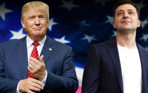 Зеленский и Трамп встретятся в Нью-Йорке (видео)
