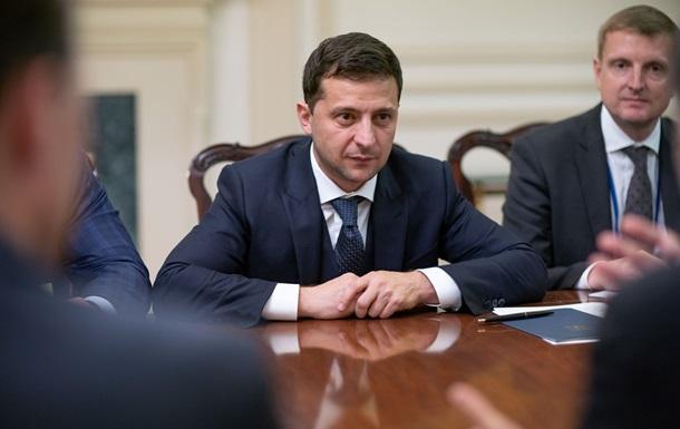 Зеленський провів короткі переговори з Лавровим - ЗМІ
