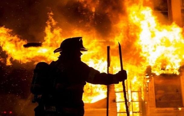 В Донецкой области на пожарах погибли три человека