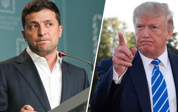 Отношения на грани: Трамп шантажирует Зеленского, а тот тянет время