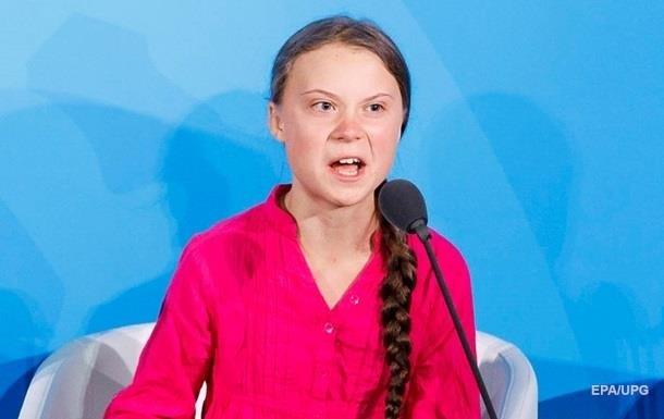Активистка Грета Тунберг получила  альтернативного Нобеля