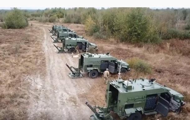 В Украине прошли испытания нового автоминомета