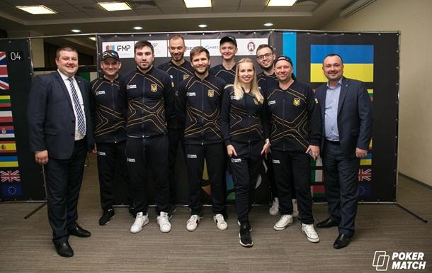 В Киеве стартовал Европейский Кубок Наций по матч-покеру