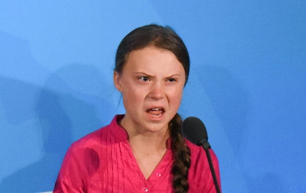 Предатели. Как школьница отчитала политиков в ООН