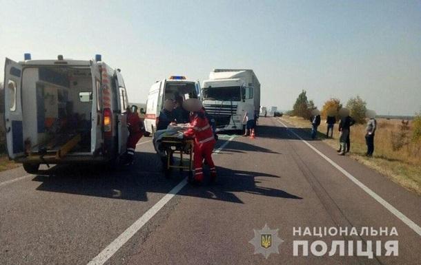 На Волині в потрійній ДТП загинули дві людини
