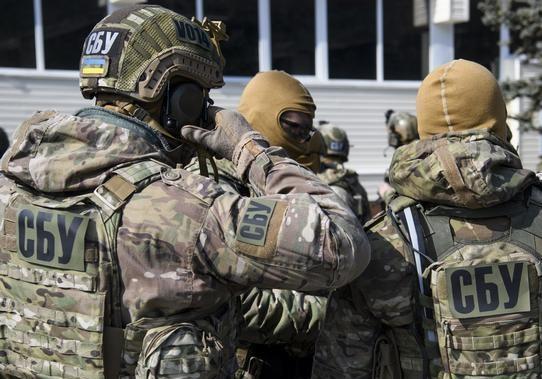 """СБУ зупинили групу """"розбазарювачів"""" державного майна на Кіровоградщині"""