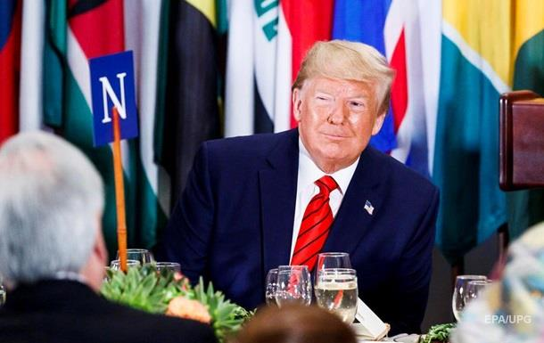 Трамп про стенограму: Там не було ніякого тиску