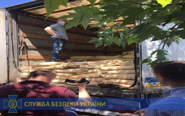 В Киеве изъяли контрабандную агрохимию на 25 млн гривен
