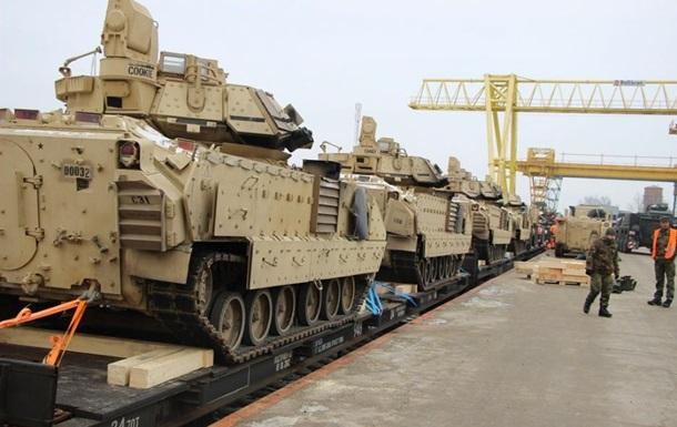 США розмістять танковий батальйон в Литві