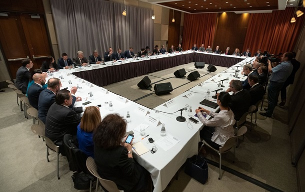 Зеленський зустрівся із представниками єврейських організацій США