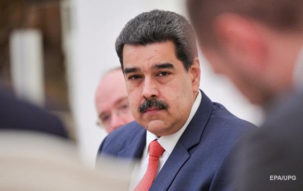 Мадуро записав відео на Красній площі