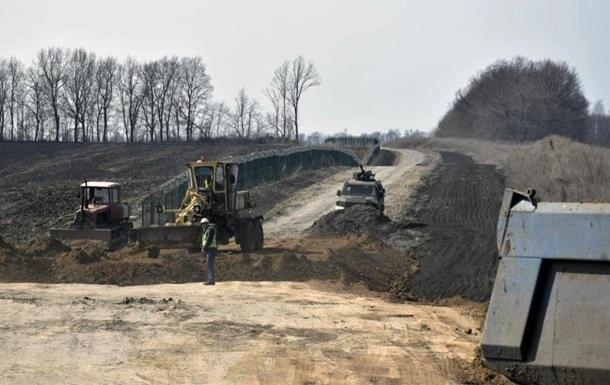Стіна  може знищити 200 пам яток археології Луганщини - ОДА