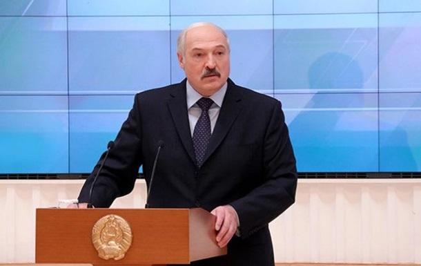 Лукашенко оцінив президентство Зеленського