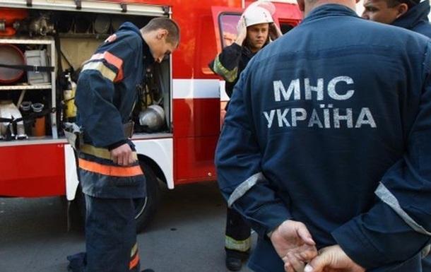 Під Києвом сталася велика пожежа в новобудові