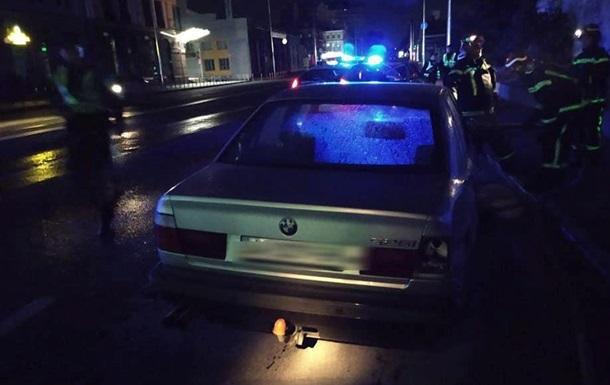 Поліція оголосила підвищений рівень аварійності через дощі