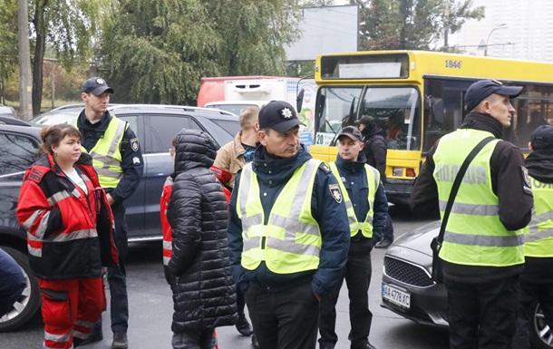 Жителі Києва перекрили проспект Науки