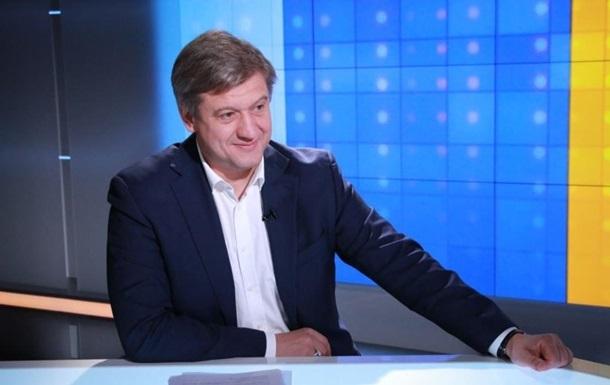 Глава РНБО написав заяву про відставку