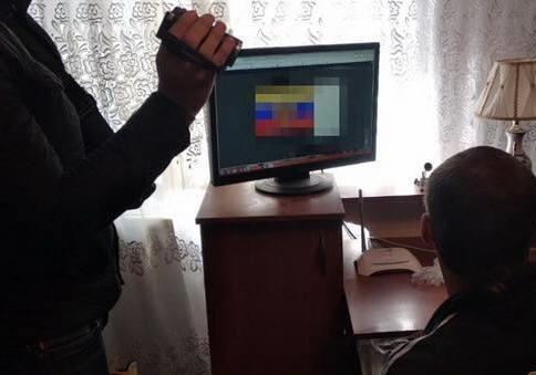 Одессит агитировал против Украины через социальную сеть